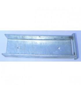Betonový sloupek rohový 100cm