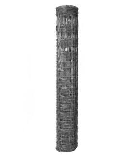 Napínací drát PVC hnědý 52m