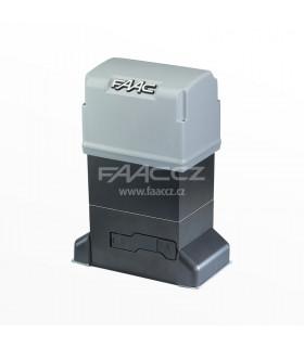 Příchytka pro sloupek 2D zelená